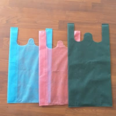 Sacs et bobines en tissu non tissé 2